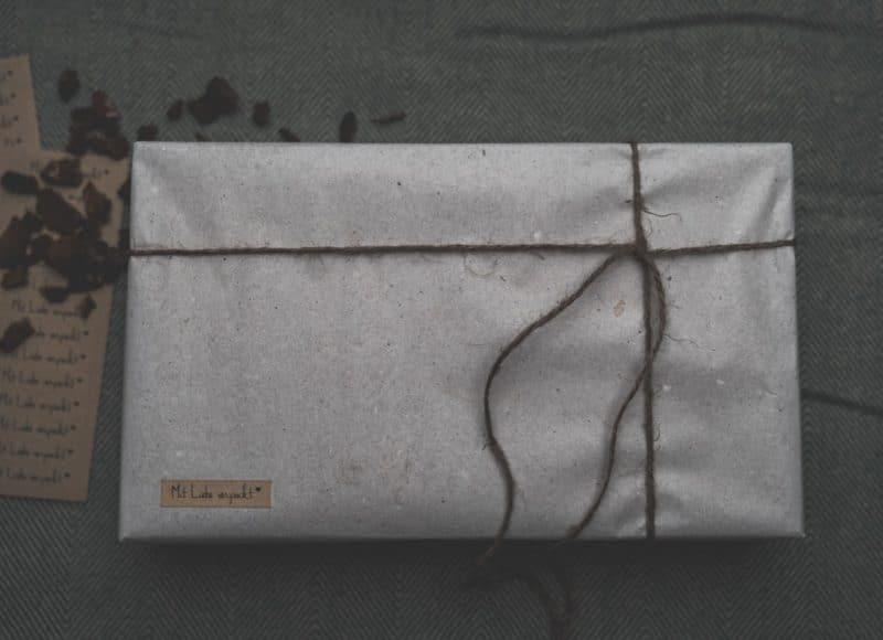 Mit Liebe verpackt Aufkleber Set