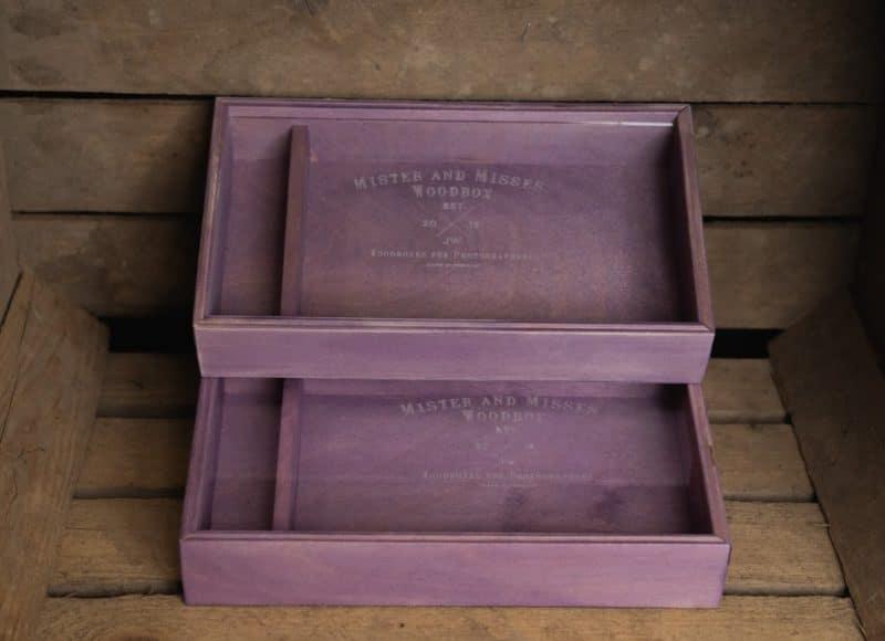 All Inklusive Box Acryl Fotos bis 13x19