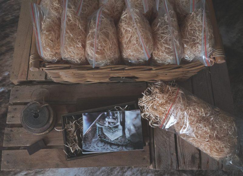 Crinkle Wood Holzwolle BIG PACK