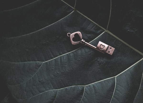 USB-Stick: Heart Key